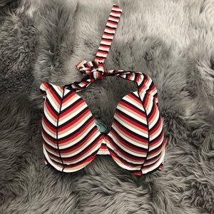 Panache Bikini Top: Striped (PM1793)